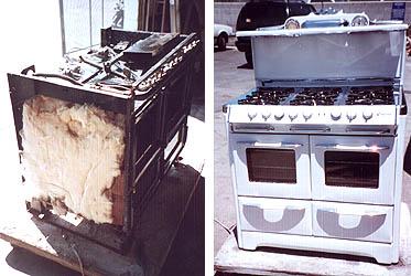 Savon Appliance Refinishing 818 843 4840 Stoves Stove